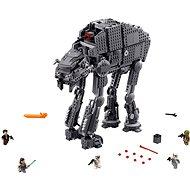 LEGO Star Wars 75189 Első rendi nehéz támadó lépegető - Építőjáték