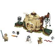 LEGO Star Wars 75208 Yoda kunyhója - Építőjáték