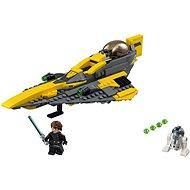 LEGO Star Wars 75214 Anakin Jedi csillagharcos - Építőjáték