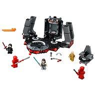 LEGO Star Wars 75216 Snoke trónterme - Építőjáték
