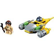 LEGO Star Wars 75223 Naboo Csillagvadász Microfighter - Építőjáték