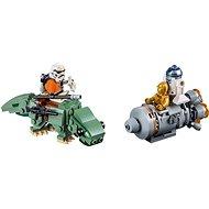 LEGO Star Wars 75228 Mentőkabin a Dewback ellen Microfighters - Építőjáték