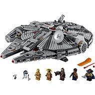 LEGO Star Wars 75257 Millennium Falcon - LEGO építőjáték