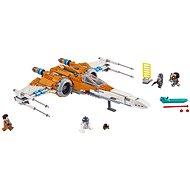 LEGO Star Wars 75273 Poe Dameron X-szárnyú vadászgépe - LEGO építőjáték