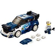 LEGO 75885 – LEGO Speed Champions Ford Fiesta M-Sport WRC - Építőjáték