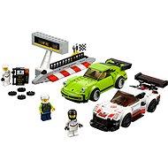 LEGO Speed Champions 75888 Porsche 911 RSR és 911 Turbo 3.0 - Építőjáték