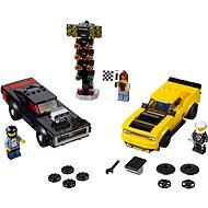 LEGO Speed Champions 75893 2018 Dodge Challenger SRT Demon és 1970 Dodge Charger R/T - Építőjáték