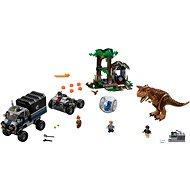 LEGO Jurassic World 75929 Carnotaurus - Menekülés a guruló gömbben - Építőjáték