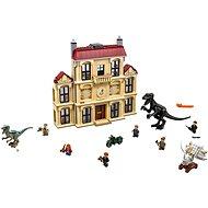 LEGO Jurassic World 75930 Dühöngő indoraptor a Lockwood birtokon - Építőjáték