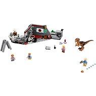LEGO Jurassic World 75932 Jurassic Park: Velociraptor üldözés - Építőjáték