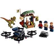 LEGO Jurassic World 75934 Elszabadult Dilophosaurus - Építőjáték