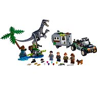LEGO Jurassic World 75935 Baryonyx bonyodalom: A kincsvadászat - Építőjáték