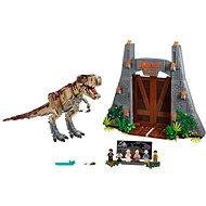 LEGO Jurassic World 75936 Jurassic Park: T. rex tombolás - LEGO