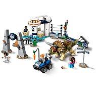 LEGO Jurassic World 75937 Triceratops tombolás - Építőjáték