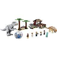 LEGO Jurassic World 75941 Indominus Rex az Ankylosaurus ellen - LEGO