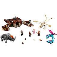 LEGO Harry Potter 75952 Göthe bőröndje a varázslatos lényekkel - Építőjáték