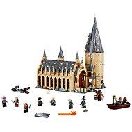 LEGO Harry Potter 75954 Roxforti nagyterem - Építőjáték