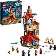 LEGO Harry Potter TM 75980 Támadás az Odú ellen - LEGO építőjáték
