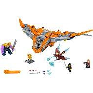 LEGO Super Heroes 76107 Thanos: Végső ütközet - Építőjáték