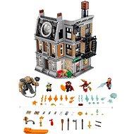 LEGO Super Heroes 76108 Leszámolás Sanctum Sanctorumnál - Építőjáték