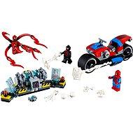 LEGO Super Heroes 76113 Pókember motoros mentése - Építőjáték