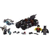 LEGO Super Heroes 76118 Mr. Freeze Batmotoros csata - LEGO építőjáték