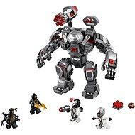 LEGO Super Heroes 76124 Hadigép Romboló - LEGO építőjáték