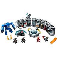 LEGO Super Heroes 76125 Vasember Páncélcsarnoka - LEGO építőjáték
