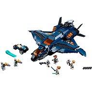 LEGO Super Heroes 76126 Bosszúállók Quinjet - LEGO