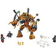 LEGO Super Heroes 76128 Olvasztár csatája - LEGO