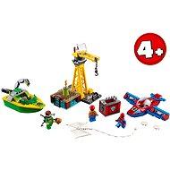 LEGO Super Heroes 76134 Pókember: Doc Ock gyémántrablása - Építőjáték