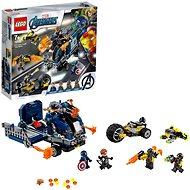 LEGO Super Heroes 76143 Bosszúállók Teherautós üldözés - LEGO