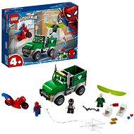 LEGO Super Heroes 76147 Keselyű teherautó rablás - LEGO