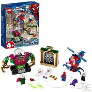 LEGO Super Heroes 76149 Mysterio tombolása - LEGO építőjáték