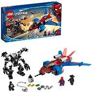 LEGO Super Heroes 76150 Spiderjet Venom robotja ellen - LEGO