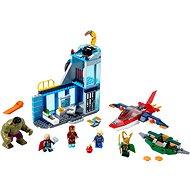 LEGO Super Heroes 76152 Bosszúállók Loki haragja - LEGO építőjáték