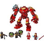 LEGO Super Heroes 76164 Vasember Hulkbuster az AIM ügynök ellen - LEGO