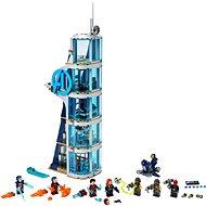 LEGO Super Heroes 76166 Bosszúállók Csata a toronynál - LEGO