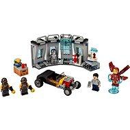 LEGO Super Heroes 76167 Vasember fegyvertára - LEGO