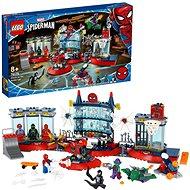 LEGO® Super Heroes 76175 Támadás a pókbarlang ellen - LEGO