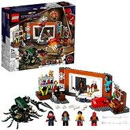 LEGO® Marvel Spider-Man 76185 Pókember a Sanctum műhelynél