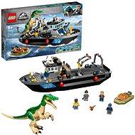 LEGO® Jurassic World™ 76942 Baryonyx dinoszaurusz szökés csónakon - LEGO