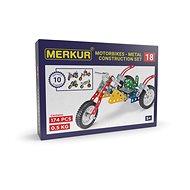 Merkur motorkerékpárok - Építőjáték
