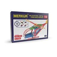 Merkur helikopter vagy repülőgép - Építőjáték