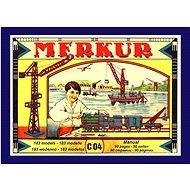 Merkur Classic C04 modellező szett - Építőjáték