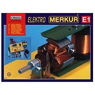Merkur elektronika E1 - Építőjáték