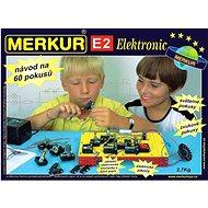 Merkur elektronika E2 - Építőjáték