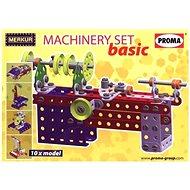 Mercury Machinery Basic szett - Építőjáték