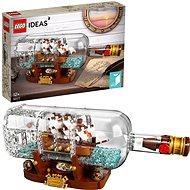 LEGO Ideas 92177 Hajó a palackban - LEGO