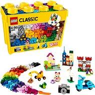 LEGO Classic 10698 Nagy méretű kreatív építőkészlet - LEGO